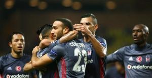 Beşiktaş Avrupa'da Doludizgin Gidiyor
