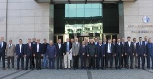 """ASO 1. OSB Sanayicilerinden Ayaş Yolu Girişine """"Köprülü Kavşak"""" Talebi"""