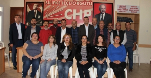 CHP Silifke'de Birlik Ve Beraberlik Mesajı