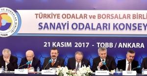 TOBB Başkanı Hisarcıklıoğlu: TRT Payı Nihayet Halledildi