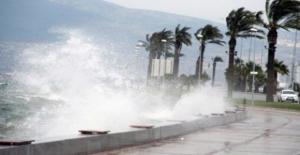 Antalya İçin Meteorolojik Uyarı