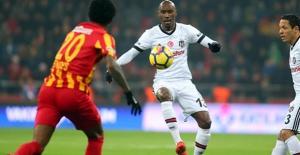 Beşiktaş, Kayseri'den Beraberlikle Dönüyor