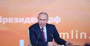 Putin'den, Türkiye'nin 'Yapıcı' Tutumuna Övgü