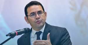 Trump'ın Kudüs Kararına İlk Uyan Ülke Guatemala Oldu