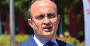 AK Parti'li Turan: Hükümet Afrin Operasyonu İle İgili Meclis'i Bilgilendirecek