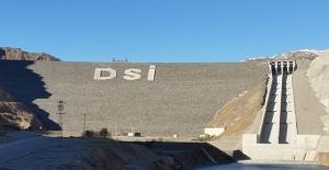 Kiğı Barajı Elektrik Üretimine Başladı