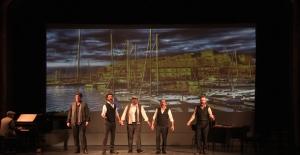 """İstanbul Devlet Opera Ve Balesi Tenorlarından """"Napoliten Konseri"""""""