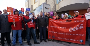 Tez-Koop-İş Sendikası: MAPP İşvereni İşçilerin Anayasal Hakkını Kullanmalarının Önüne Geçemeyecek