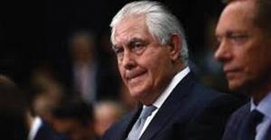 Tillerson Ortadoğu Gezisinin İlk Durağı Ürdün'de Suriye Ve Kudüs'ü Görüşecek