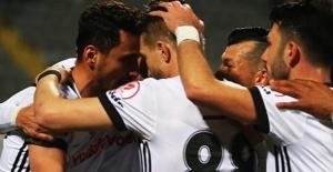 Ziraat Türkiye Kupası'nda İlk Yarı Finalist Beşiktaş