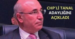 CHP'li Tanal İstanbul İçin Adaylığını Açıkladı
