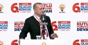 Cumhurbaşkanı Erdoğan: Çukur Eylemleriyle Ne Yapılmak İstendiğinin Farkına Varıyoruz