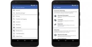 Facebook'ta Veri ve Gizlilik Kontrollerine Erişim Kolaylaşıyor