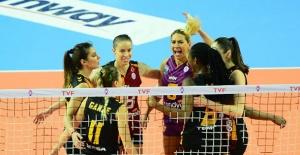 Galatasaray Seride Eşitliği Sağladı