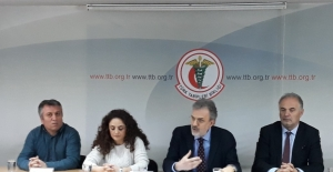 TTB: 14 Mart'ta Vaat Değil Taleplerimiz Yerine Getirilsin İstiyoruz