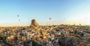 Turistler Tarafından Türkiye'nin En Beğenilen 10 Merkezinden Biri Göreme Tarihi Milli Parkı Oldu