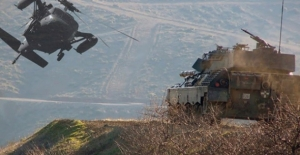 Zeytin Dalı Harekatında Etkisiz Hale Getirilen Terörist 2 Bin 872 Oldu