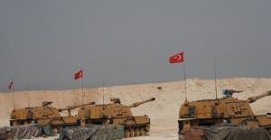 Zeytin Dalı Harekatında Etkisiz Hale Getirilen Terörist Sayısı 3 Bin 393 Oldu