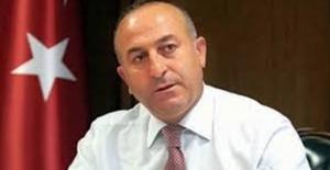 Çavuşoğlu: Uzaktan Ahkam Kesmeyin, Gelin Afrin'e Birlikte Yardım Edelim