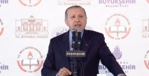 """Cumhurbaşkanı Erdoğan'dan """"TEOG"""" Açıklaması"""