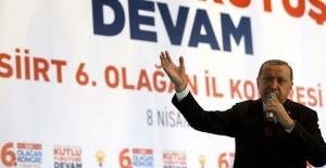 Cumhurbaşkanı Erdoğan: Türkiye'nin Kırmızı Çizgilerine Saygı Gösteren Herkese Meclis'in Kapısı Açık