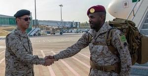 Efes 2018 Tatbikatına Suudi Arabistan Askerleri De Katılıyor