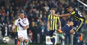 Fenerbahçe, Osmanlıspor'u Eli Boş Gönderdi