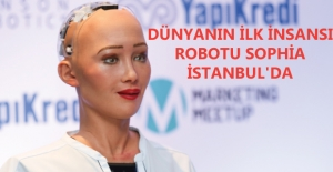 Robot Sophia, Türkiye'nin Yeni Reklam Yıldızı Olacak