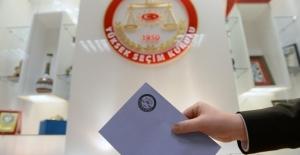 YSK Seçime Girecek Partilerin İsimlerini Açıkladı