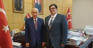 Başaran Holding Yönetim Kurulu Başkanı MHP'den Aday Adayı