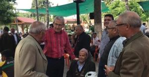 """CHP'li Arslan, """"Emekli Nefes Alacak, Yaşlılar Huzur Bulacak"""""""