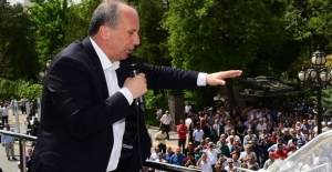 İnce'den Erdoğan'a: Gel Erkekçe Yarışalım