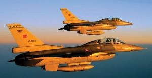 Irak'ın Kuzeyinde 12 Hedef İmha Edildi