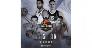 Kadıköylü 'Final Four'u Dev Ekranlardan İzleyecek