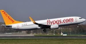 Pegasus'un İzmir-Amman Uçuşları Başlıyor