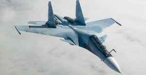 Rus Savaş Uçağı Akdeniz'e Düştü, İki Pilot Hayatını Kaybetti