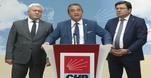 "CHP'li Tezcan'dan ""Suruç"" Açıklaması"