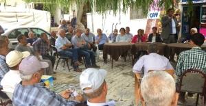"""CHP'li Gürer: """"Köylerden Göç Değil Üretim  İle Geri  Dönüş  Başlayacak"""""""
