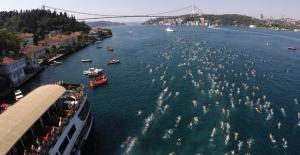 Kıtalararası Yüzme Yarışı Heyecanı Ankara'da