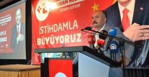 MHP'li Usta'dan İstihdam Dersi