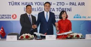 THY, Çinli Dev ZTO ve Hong Konglu PAL Air İle Büyük Bir Ortaklığa İmza Atıyor