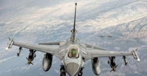 TSK: Hava Harekatında 15 Terörist Etkisiz Hale Getirildi