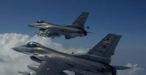 TSK: Irak'ın Kuzeyinde 10 Terörist Etkisiz Hale Getirildi