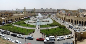 """ABD, Erbil'de 'Dünyanın En Büyük Konsolosluk Binasını"""" İnşa Ediyor"""