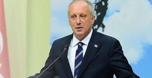 """CHP'li İnce: """"Ülkemizde Ölüm Sessizliği Var"""""""