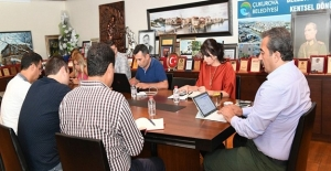 Çukurova Belediye Başkanı Çetin Her Platformda Halkla Buluşuyor