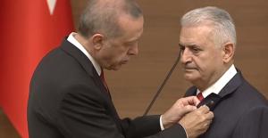 Cumhurbaşkanı Erdoğan'dan Yıldırım'a: Kendisi Bazıları Gibi Yolunu Şaşırmadı