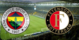 Fenerbahçe, Feyenoord İle Karşılaşacak