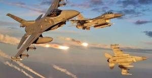 Hava Harekatında 11 Terörist Etkisiz Hale Getirildi