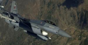 Hava Harekâtında Sekiz Terörist Etkisiz Hale Getirildi